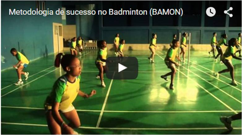 Successful Methodology – Badminton (BAMON) – September 2013