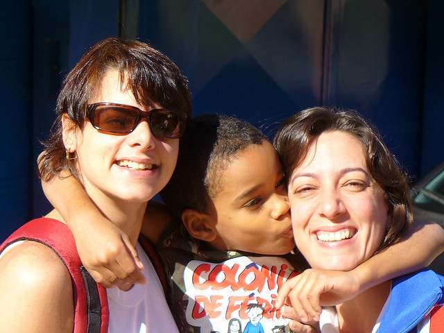 Roberta, Raquel & Gwen – May 2008