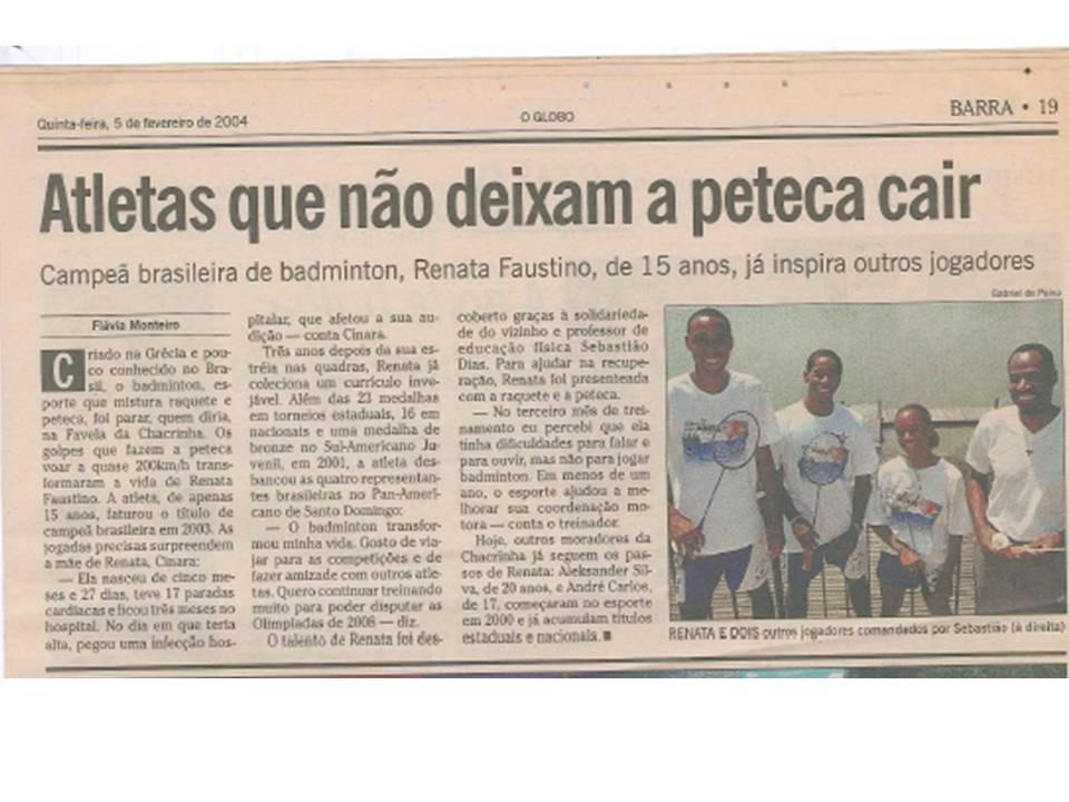 2004 05 02 – O Globo