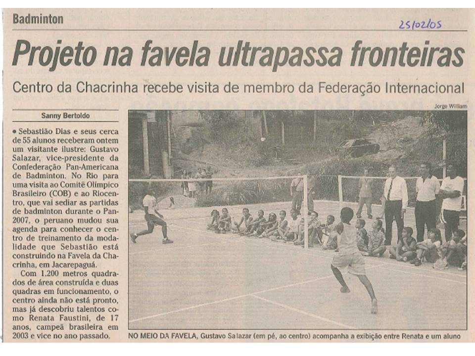 2005 02 25 – O Globo