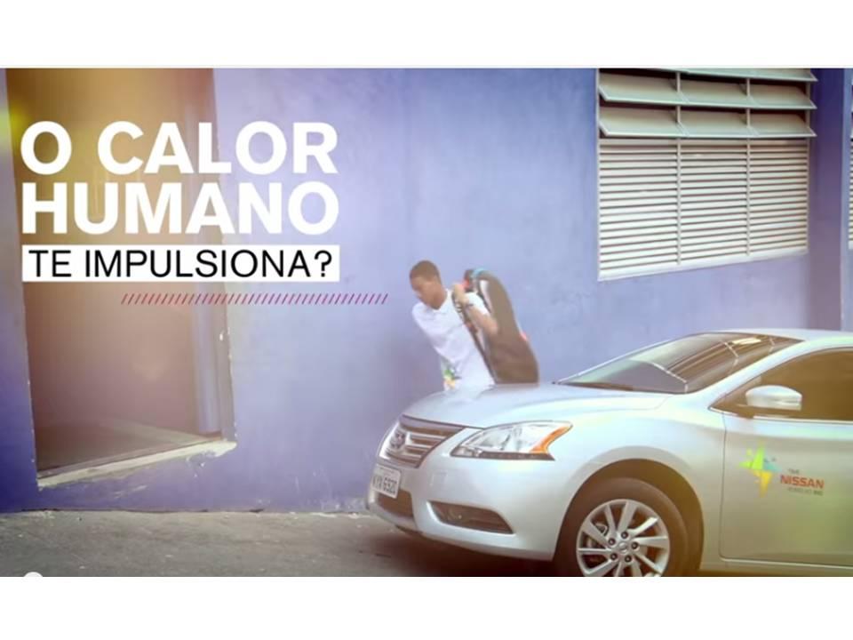 Ygor Coelho – Chaleur Humaine – Nissan – Janvier 2015