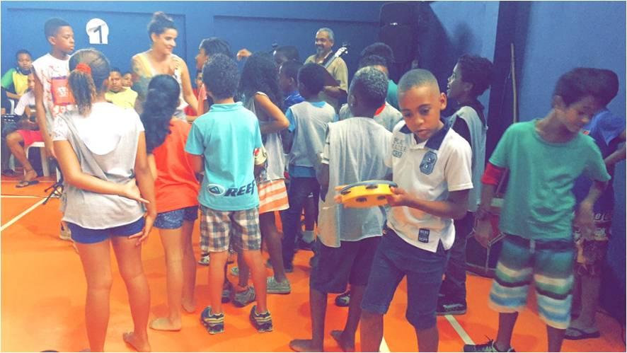 Final de semana na Miratus com Festa das Crianças