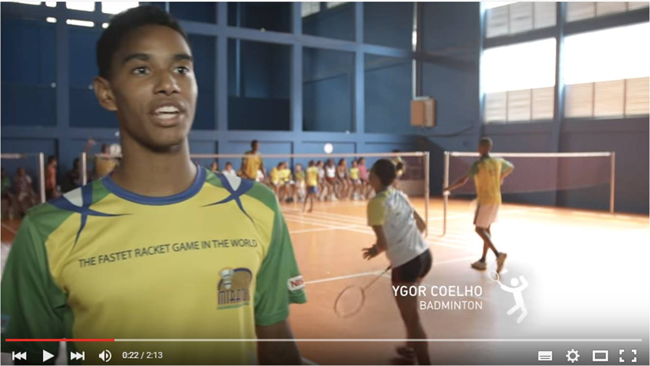 Golden training: Ygor Coelho – February 2016