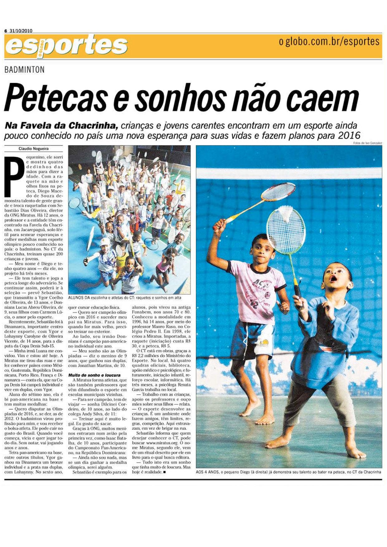 2010 10 31 Miratus Globo