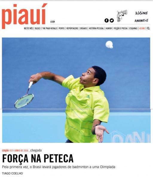 2016 06 01 Revista Piaui