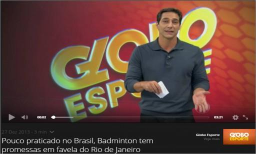Globo Esporte Dez 2013