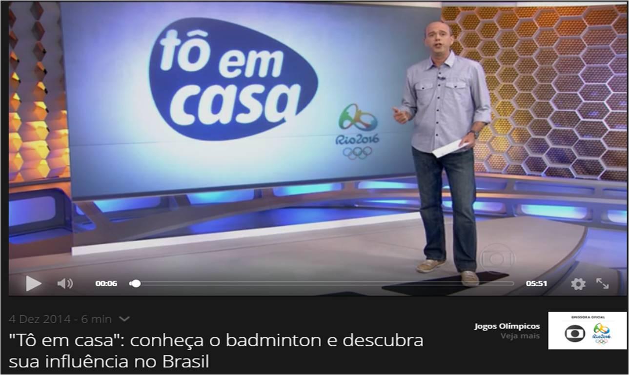"Olimpiadas ""Tô em casa"" – Globo – Dez 2014"