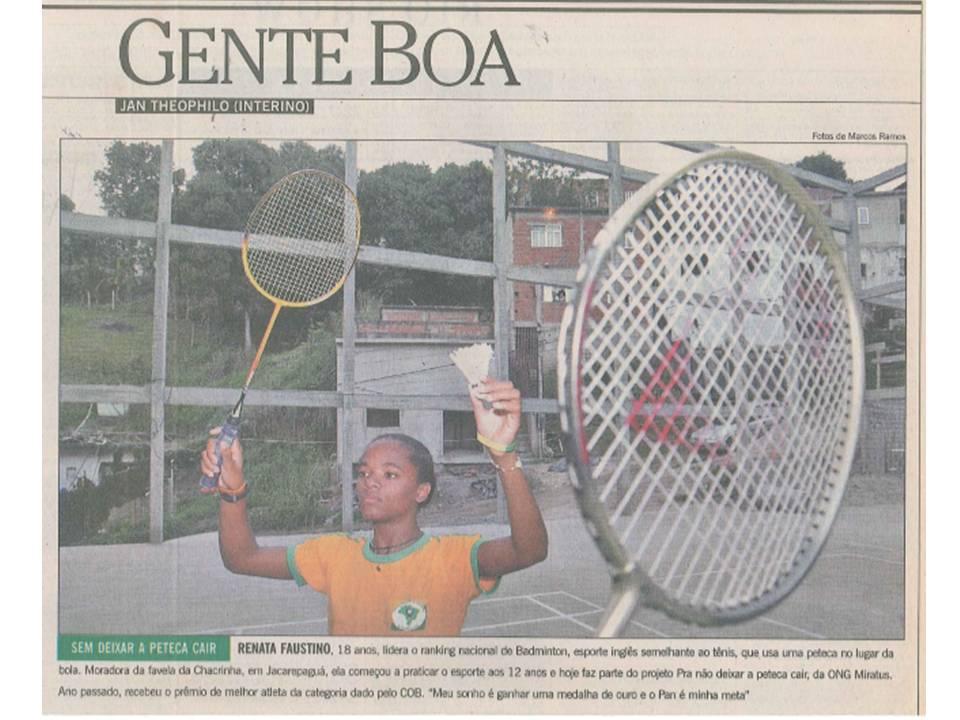 2006 08 08 O Globo