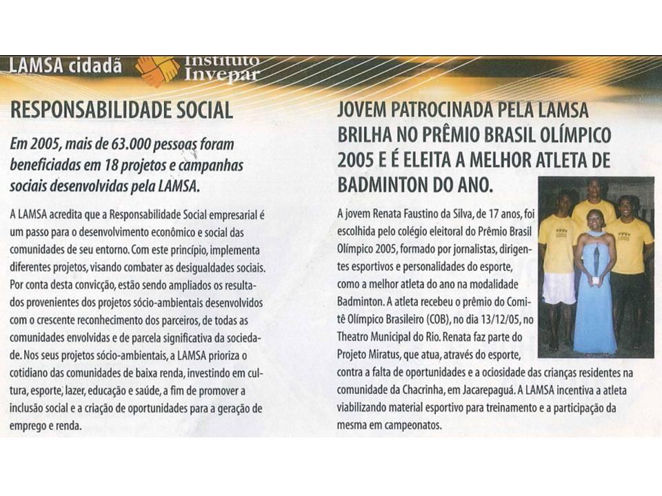 2006 01 30 Via Expressa Lamsa