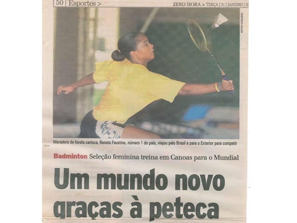 2006 01 31 Zero Hora