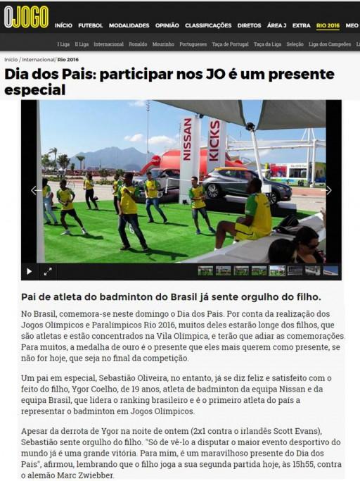 2016 08 14 O Jogo
