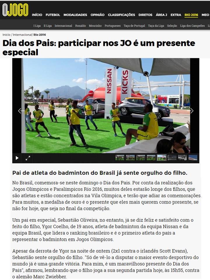 2016 08 14 O Jogo (PT)