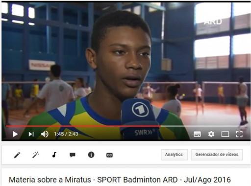Sport Badminton ARD