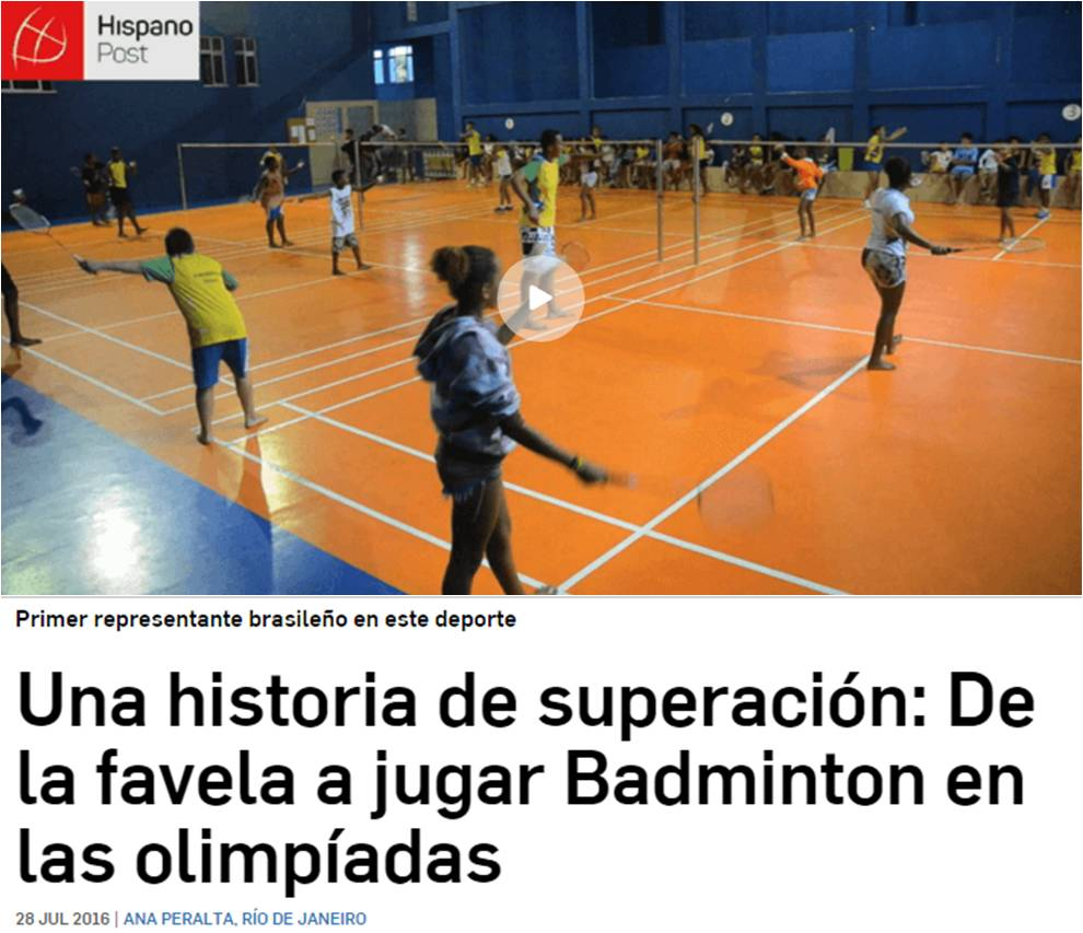 Una historia de superacion - Hispano Post (ES) - Jul 2016
