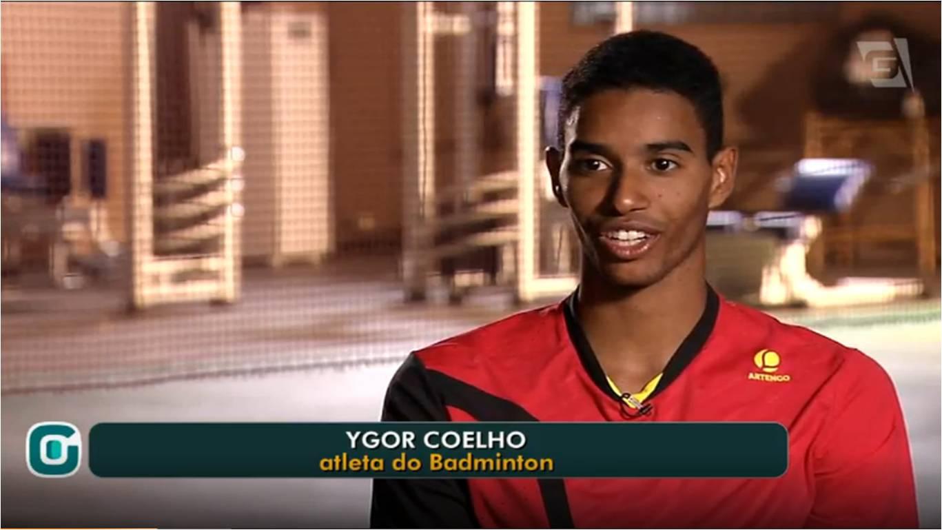 Conheça Ygor Coelho, representante brasileiro – Gazeta esportiva – Jul 2016