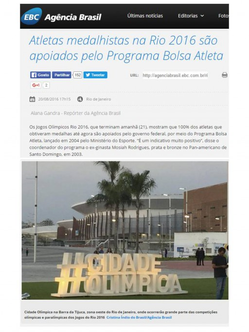 2016 08 20 Agencia Brasil