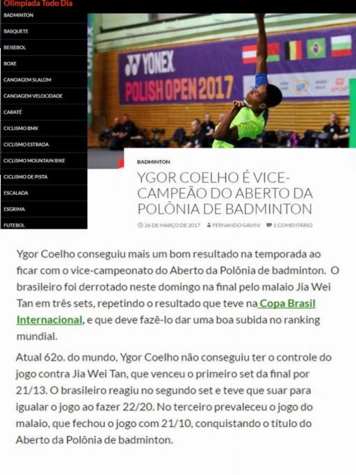 2017 03 26 Olimpiada Todo Dia
