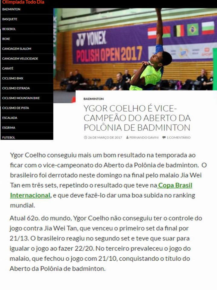 2017 03 26 Olimpíada Todo Dia