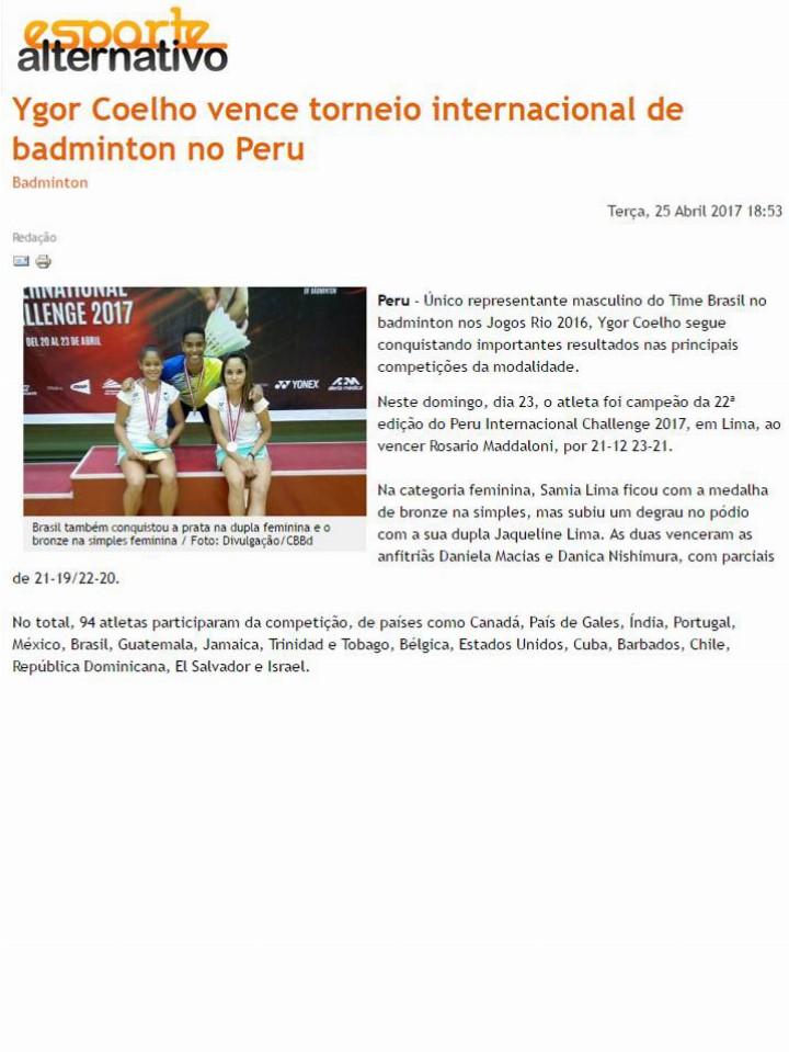 2017 04 25 Esporte Interativo