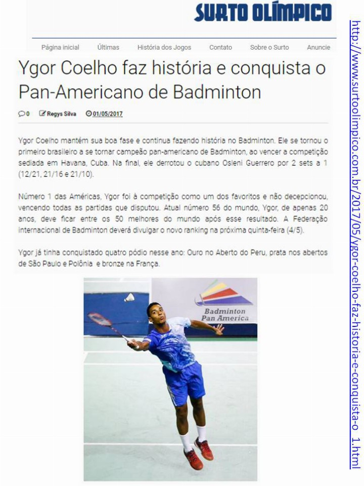 2017 05 01 Surto Olímpico