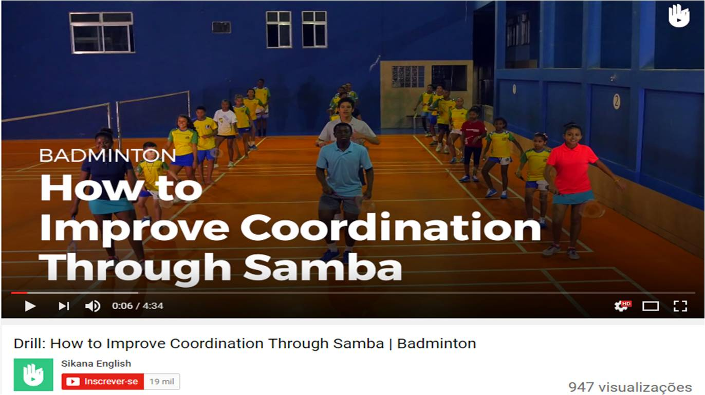 How to improve throught samba – Sikana – Sept 2016