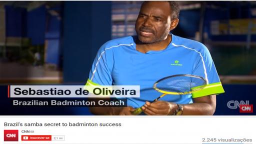 Samba's secret to badminton success