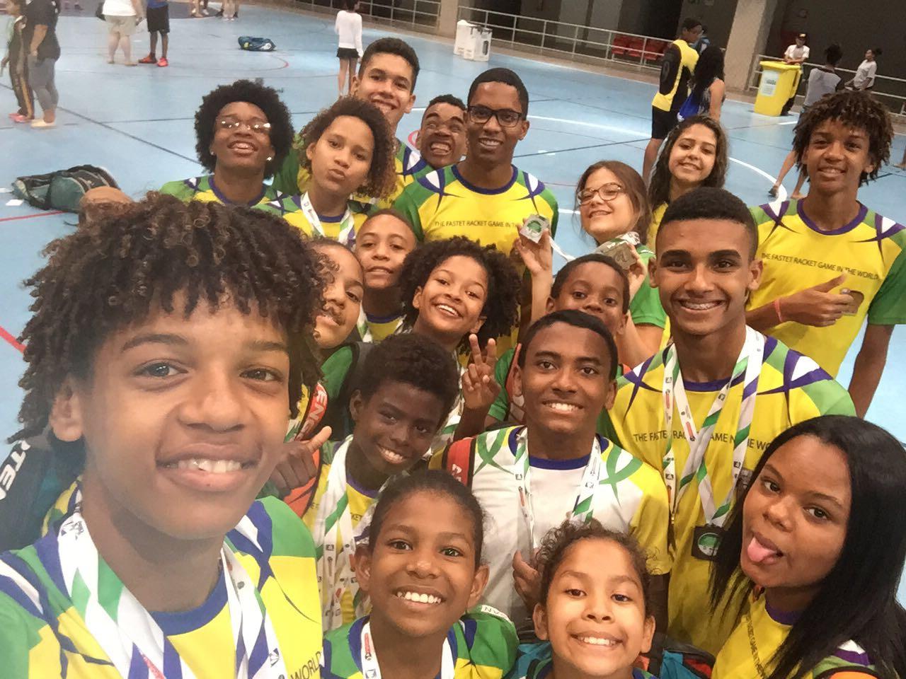 26/11/17: Miratus remporte 25 médailles et 12 titres au Chpt du Brésil à Fortaleza