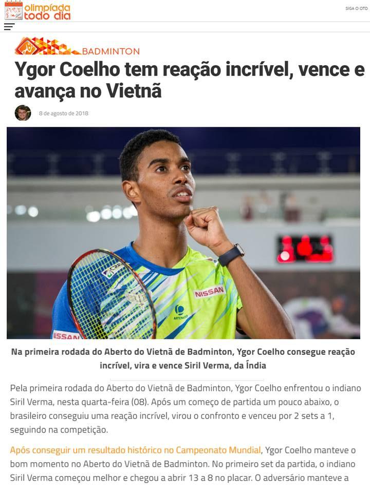 2018 08 08 Olimpíada Todo Dia