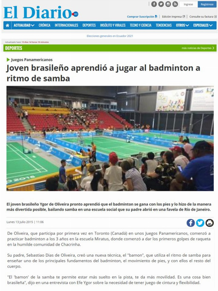 2015 07 13 El Diario (ECU)