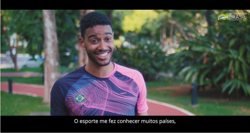 Esporte é cidadania – Ygor Coelho – Dez 2020